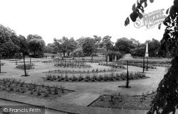 Haw Hill Park c.1955, Normanton