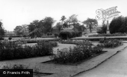 Normanton, Haw Hill Park c.1965