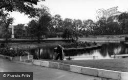 Haw Hill Park c.1965, Normanton