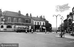 Normanton, High Street c.1955