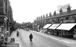 Normanton, High Street c.1965