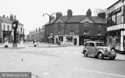 Normanton, Market Place c.1955