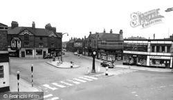 Market Place c.1965, Normanton