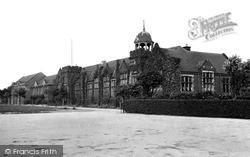Normanton, The Grammar School c.1955