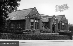 The Library c.1955, Normanton