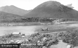North Ballachulish, Ferry c.1935