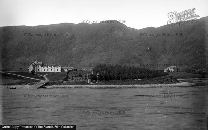 Photo of North Ballachulish, Loch Leven Hotel c.1890