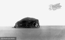 North Berwick, Bass Rock 1897
