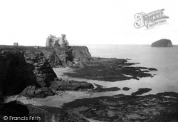 North Berwick, Tantallon Castle 1897