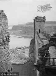 North Berwick, Tantallon Castle 1948