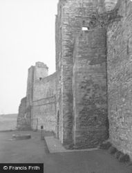 North Berwick, Tantallon Castle 1954