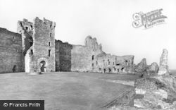North Berwick, Tantallon Castle c.1930