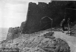 North Berwick, The Bass Fort 1959