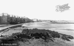 North Berwick, The Seafront 1897
