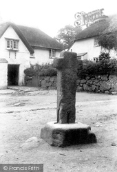 Cross 1907, North Bovey