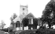 North Bovey, St John's Church 1907