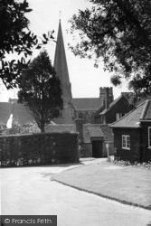 North Chailey, The Boys' Heritage Craft School c.1950