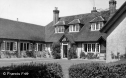 North Chailey, The Girls' Heritage School c.1950