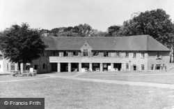 North Chailey, The Girls' Heritage School, Jubilee Block c.1950
