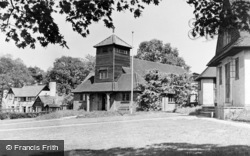 North Chailey, The Girls' Heritage School, The Chapel c.1950