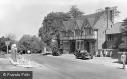 The Kings Head c.1950, North Chailey