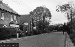 North Chailey, The Post Office c.1950