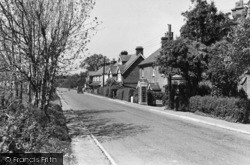 North Chailey, The Village c.1950