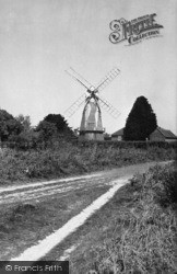 North Chailey, The Windmill c.1950