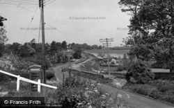 View Towards North Chailey c.1950, North Chailey