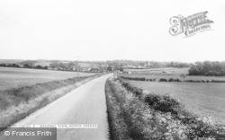 North Creake, General View c.1955