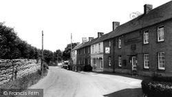 Angel Inn c.1960, North Curry