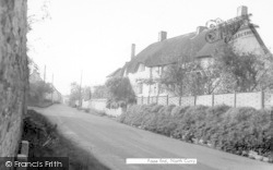 North Curry, Fosse End c.1955