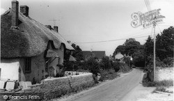 North Curry, Fosse End c.1960