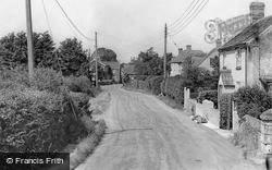 Greenway c.1960, North Curry