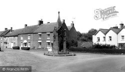 Jubilee Square c.1960, North Curry