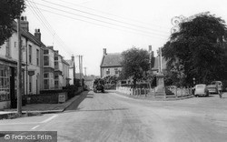 North Curry, Moor Lane c.1960