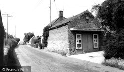 Smallest Cinema In England c.1960, North Curry