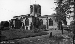 North Curry, St Peter And St Paul's Church c.1960