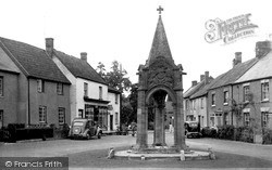 North Curry, The Square c.1955