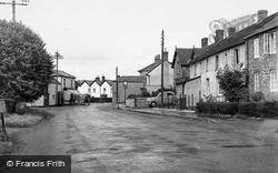 North Curry, The Village c.1955