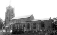 North Elmham, Church 1901