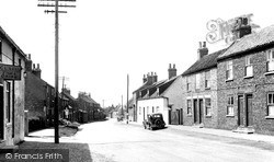 High Street c.1955, North Frodingham