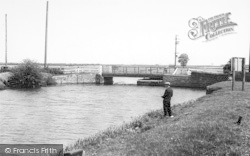 The Bridge c.1955, North Frodingham