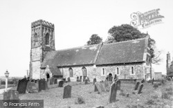 The Church c.1955, North Frodingham