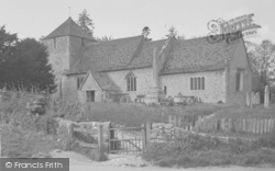 North Hinksey, The Old Church c.1950