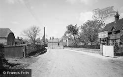 North Hinksey, The Village c.1950