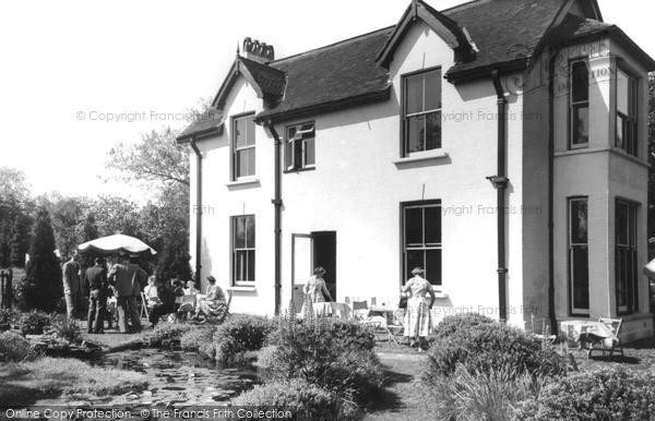 North Holmwood Bell Holm Hotel C 1955 Francis Frith