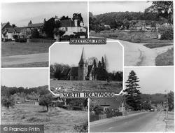 North Holmwood, Composite c.1955