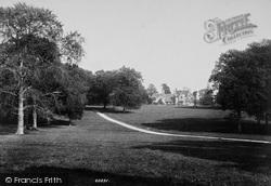 North Holmwood, Holmwood Park 1908