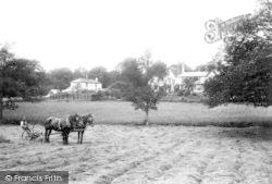 North Holmwood, Holmwood Park 1909